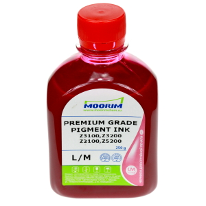 Чернила MOORIM (250g) для HP Z2100/Z3100/Z3200 Light Magenta pigment