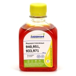 Чернила для HP 940, 951, 933 DYE MOORIM (250g) yellow