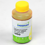 Чернила  Moorim для Epson L800, L810, L850, L1800 (70 ml)  Yellow