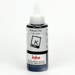 Чернила INKO для Epson Stylus Photo T50, P50, R270, R290, TX650, TX660, 1410 (L-type флакон, 100ml)  Black